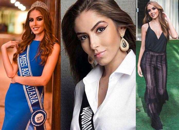 Miss Mato Grosso do Sul 2017 - Isabela Cavalcante