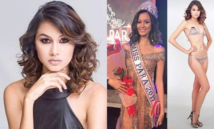 Miss Pará 2017 - Stéfany Figueiredo