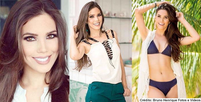 Miss Paraíba 2017 - Larissa Aragão