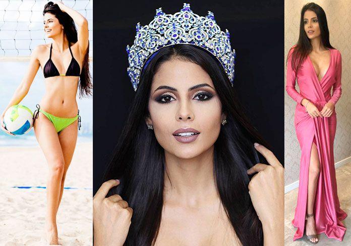 Miss Pernambuco 2017 - Iully Thaísa