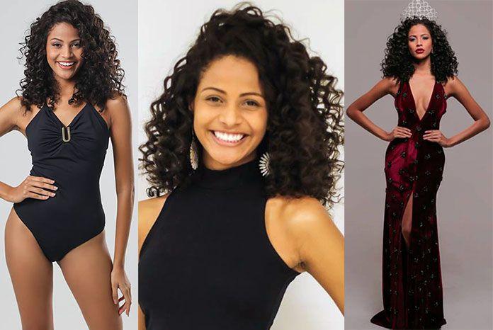 Miss Piauí 2017 - Monalysa Alcantara