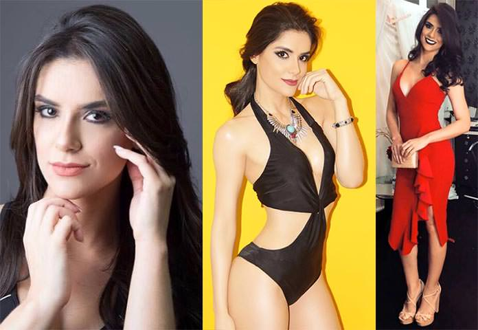 Miss Roraima 2017 - Nathália Lago