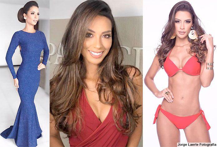 Miss Sergipe 2017 - Saiury Carvalho