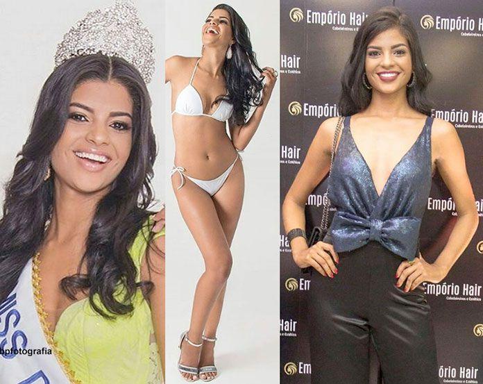 Miss Tocantins 2017 - Islane Machado