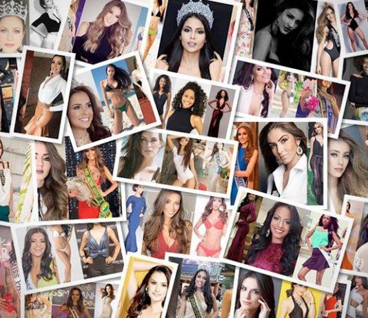 Todas as candidatas do Miss Brasil 2017