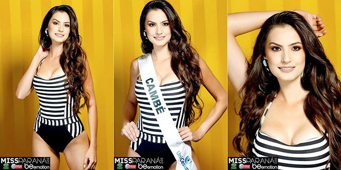 Miss Cambé - Patrícia Garcia