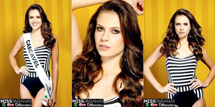 Miss Cascavel - Nicole Gotardo Favero