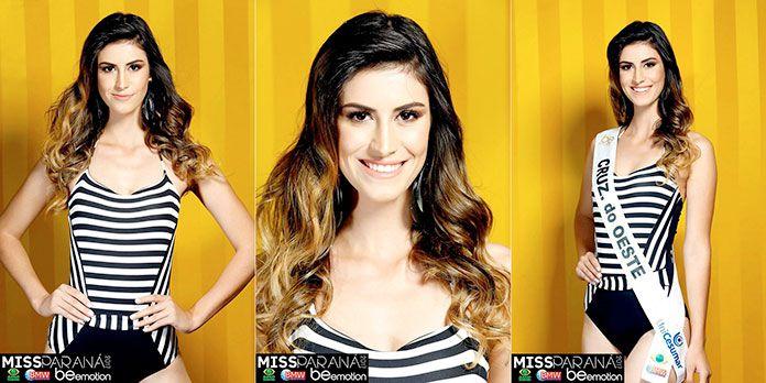 Miss Cruzeiro do Oeste - Luana Bessegato
