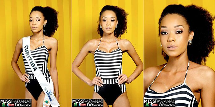 Miss Curitiba 2017 - Leticia Costa