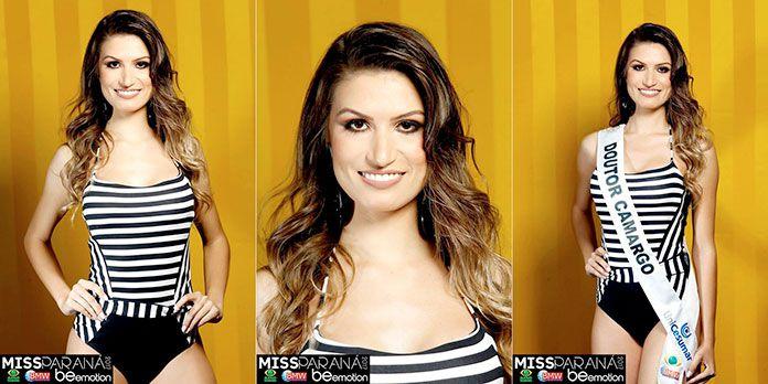 Miss Doutor Camargo - Vanielly Vargas Rosada