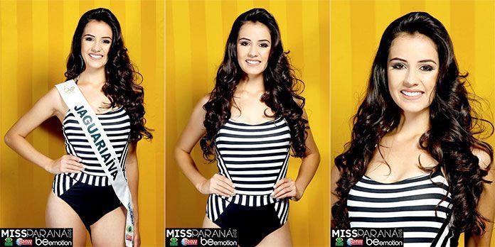 Miss Jaguariaíva - Brenda Silva