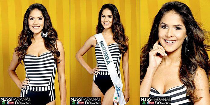 Miss Maringá - Bruna Nogueira