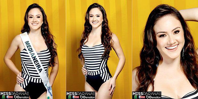 Miss Medianeira - Fernanda Scalabrin