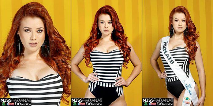 Miss Pinhais - Karina Reis