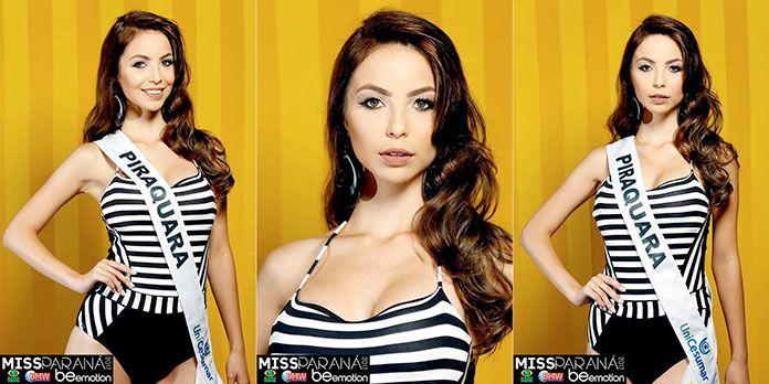 Miss Piraquara - Agta Ranielle