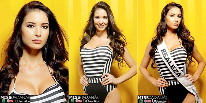 Miss Realeza - Thaís Zucchi