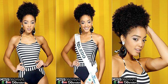 Miss Toledo - Geiciane Gonçalves da Silva