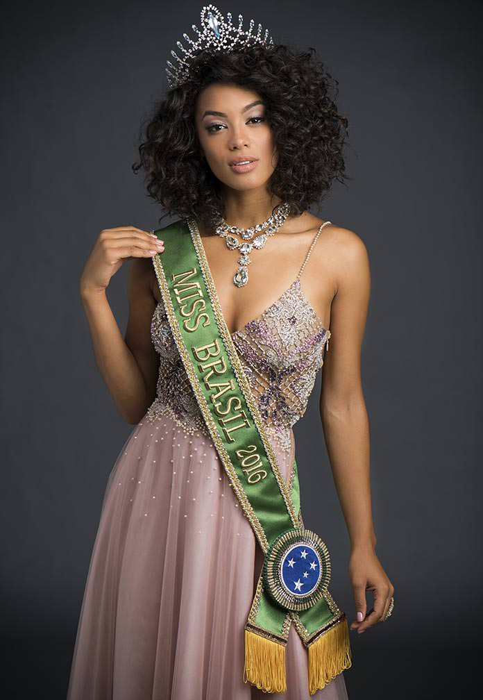 Miss Brasil 2016 Raíssa Santana
