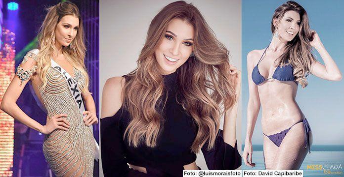 Miss Ceará 2017 - Aléxia Tavares Duarte