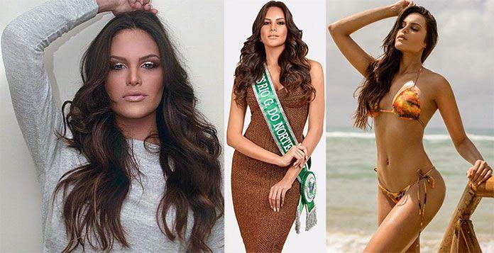 Miss Rio Grande do Norte 2017 - Milena Balza