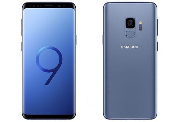 Foto do Samsung Galaxy S9