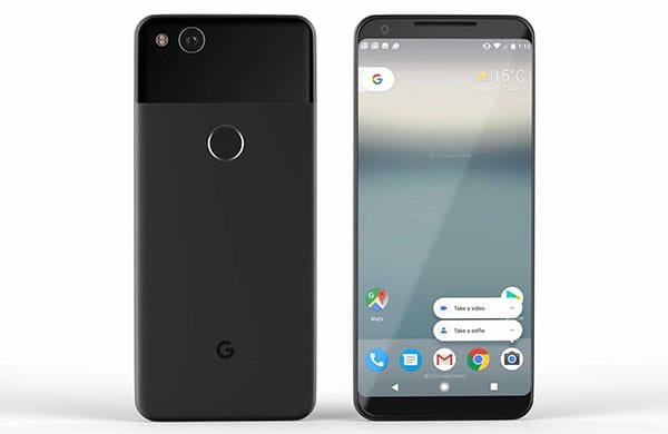 Foto do Google Pixel 2 XL