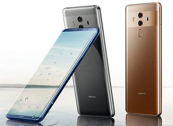 Foto do Huawei Mate 10 Pro