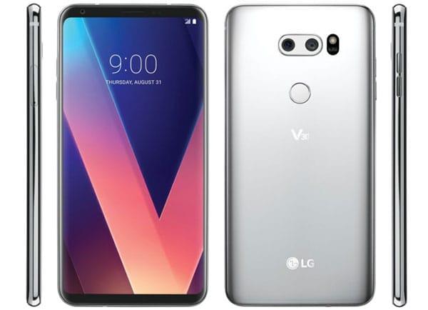Foto do LG V30