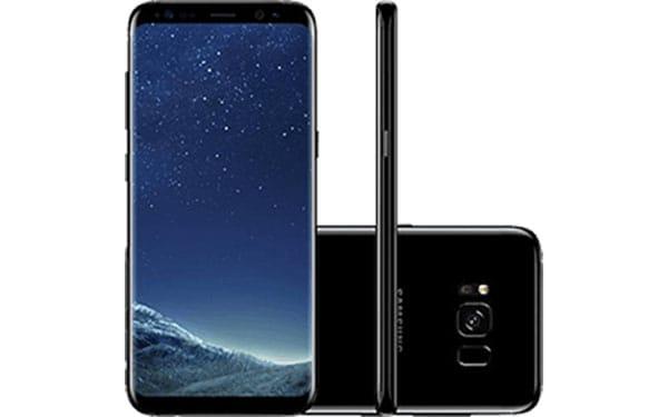 Foto do Samsung Galaxy S8