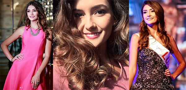 Miss Armênia 2017 - Anait Isahanova