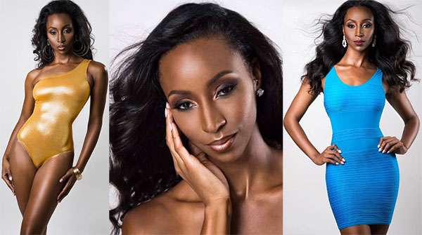 Miss Bahamas 2017 - Yasmine Cooke