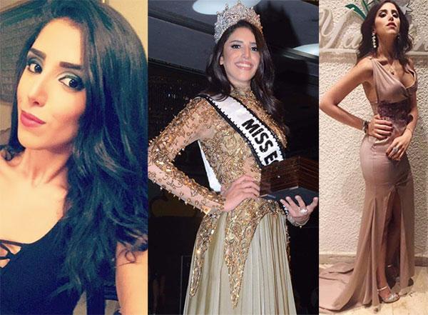 Miss Egito 2017 - Farah Sedky