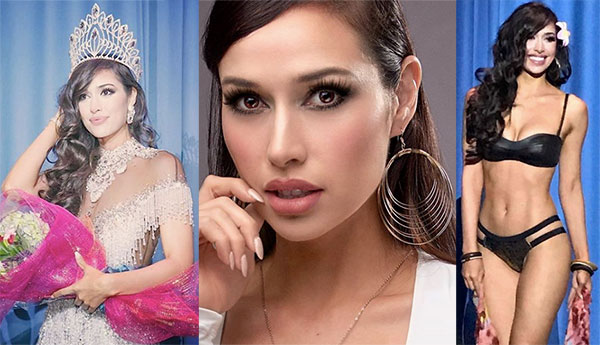 Miss Guam 2017 - Myana Welch
