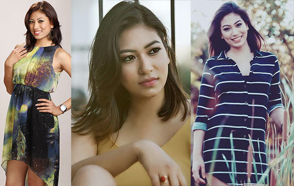Miss Nepal 2017 - Nagma Shrestha