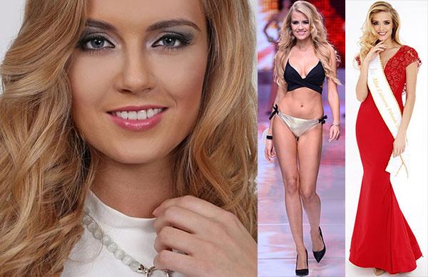Miss Polônia 2017 - Kasia Włodarek