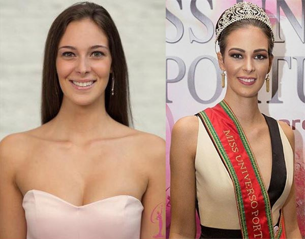 Miss Portugal 2017 - Matilde Ramos