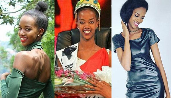 Miss Ruanda 2017 - Elsa Iradukunda