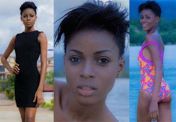 Miss Serra Leoa 2017 - Adama Lakoh Kargbo