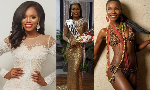 Miss Trindade e Tobago 2017 - Yvonne Clarke