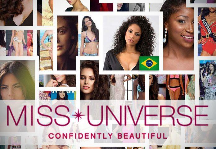 Miss Universo 2017 candidatas oficiais