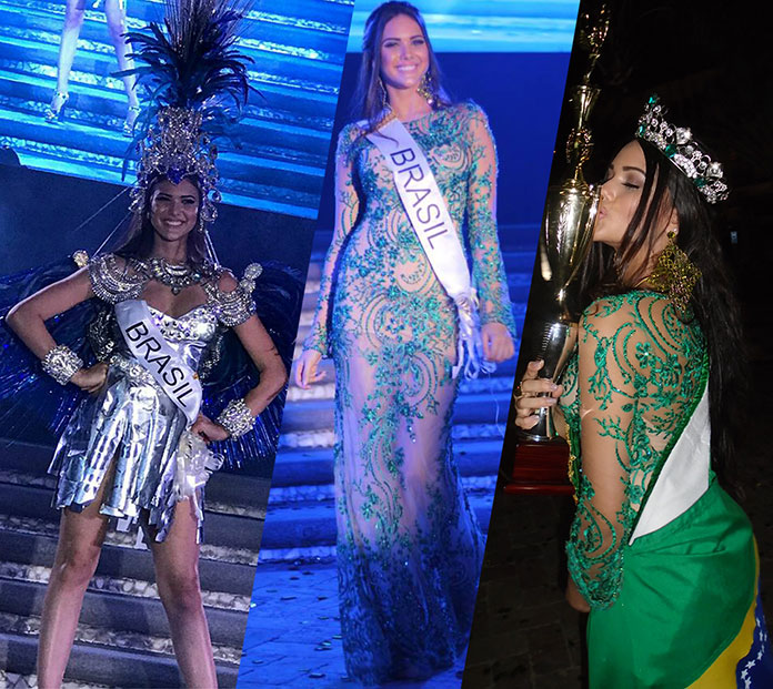Emily Garcia Miss Teen Earth International 2017
