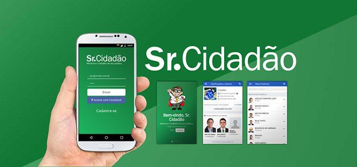 Sr Cidadão o aplicativo que ajuda o eleitor