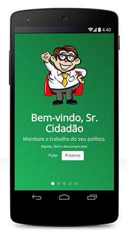 Sr Cidadao o aplicativo que ajuda o eleitor