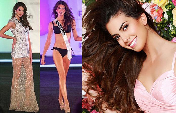 Miss Argentina 2017 - Stefanía Incandela