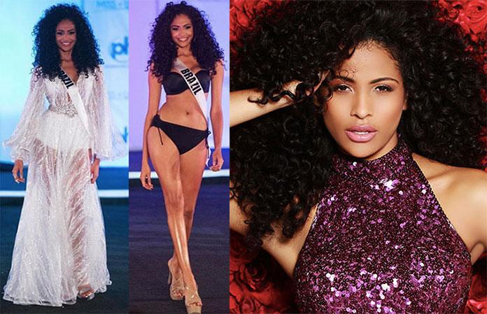 Miss Brasil 2017 - Monalysa Alcantara