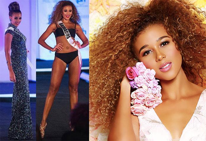 Miss Barbados 2017 - Lesley Chapman-Andrews