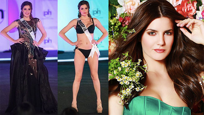 Miss Bulgária 2017 - Nikoleta Todorova
