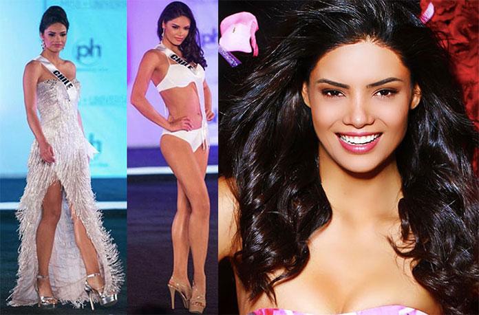 Miss Chile 2017 - Natividad Leiva
