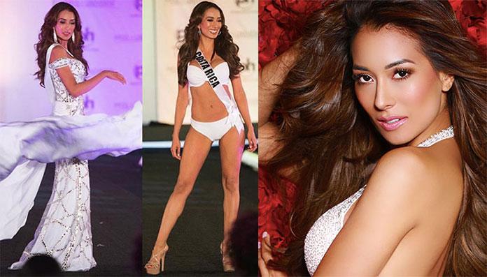 Miss Costa Rica 2017 - Elena Correa