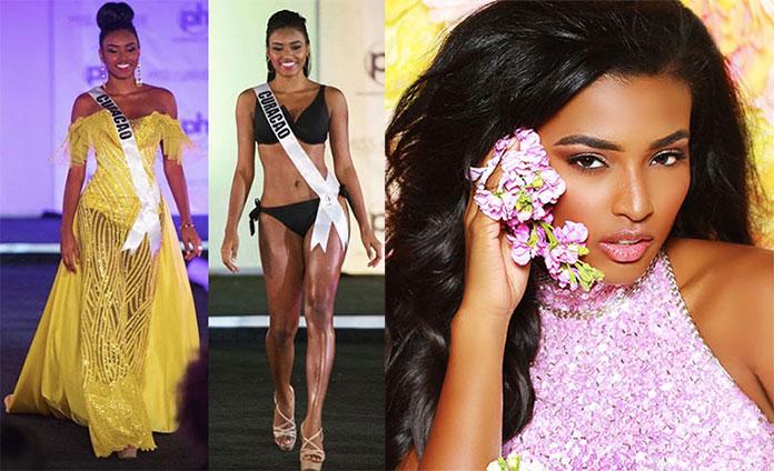 Miss Curaçau 2017 - Nashaira Belisa Balentien